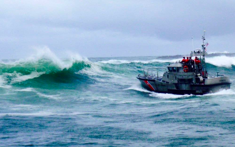 Heroes of the Week: Coasties Risking Their Lives To Keep Us Safe — Even Without Pay