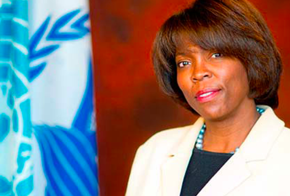 Interview with Ertharin Cousin On Climate and Food Insecurity
