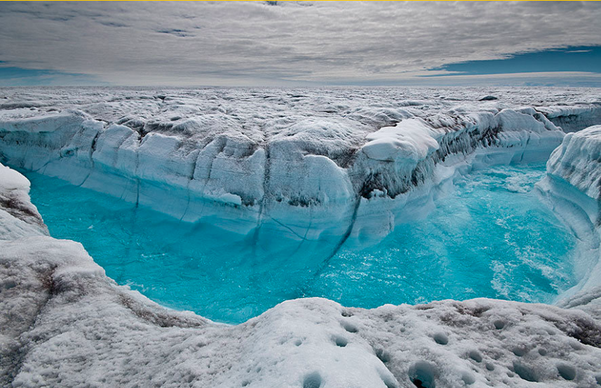 Greenland's Rapid Ice Melt Could Jeopardize Major Cities