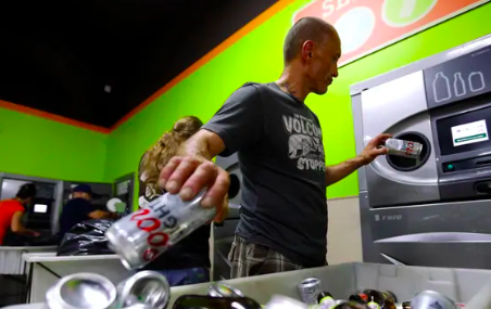 One Cool Thing: Reverse Vending Machines