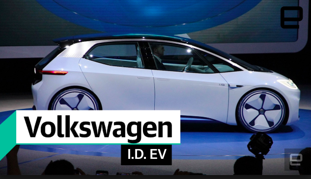 VW Seeks to Be Carbon Neutral In Production of Its EV