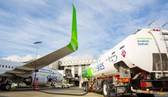 Can Biofuels Ramp Up to Cut Airline Emissions?