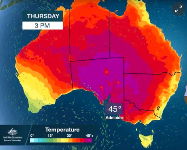 Australia's Sizzling Summer of 2019