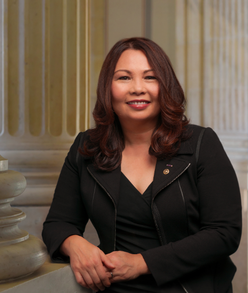 Senator Tammy Duckworth on Climate Change and National Security