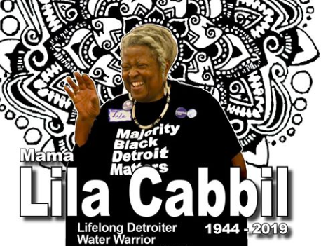 Hero of the Week: Mama Lila Cabbil, Michigan Water Warrior (1944-2019)