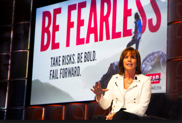 Women's History Month Kickoff Interview:  Jean Case, On Being Fearless