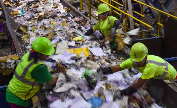 Cities Struggle to Keep Recycling