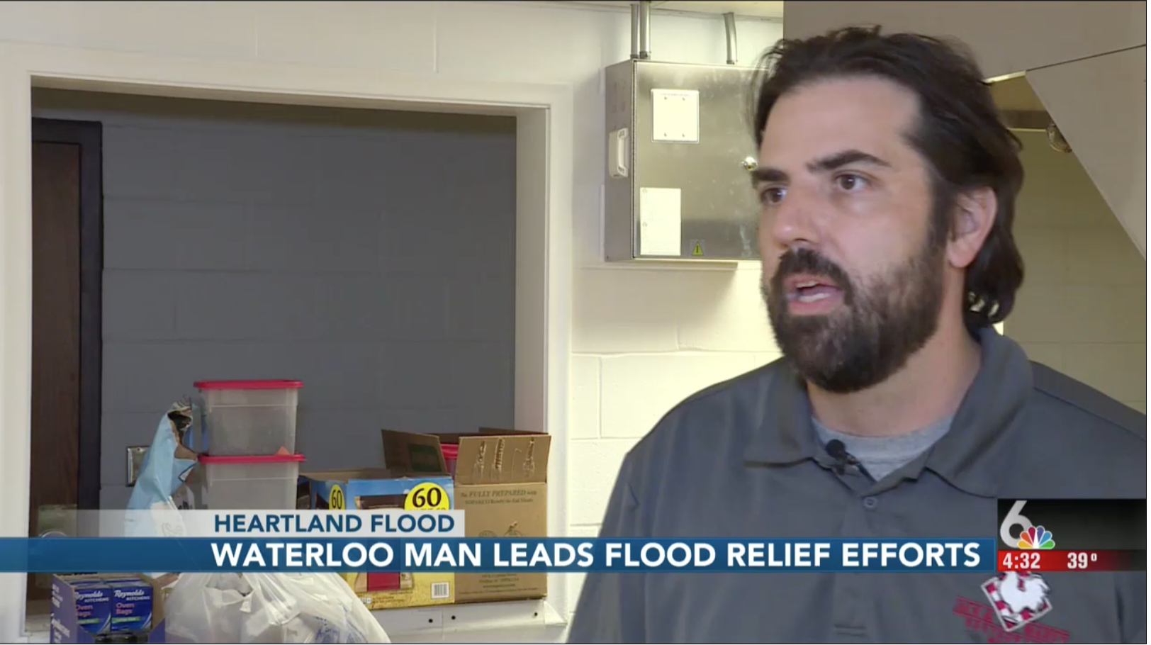 Hero of the Week: Kip Oetter
