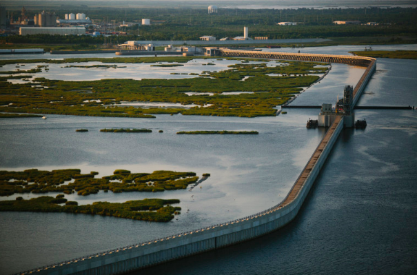 New Orleans Levees Sinking, City Sues Oil Companies