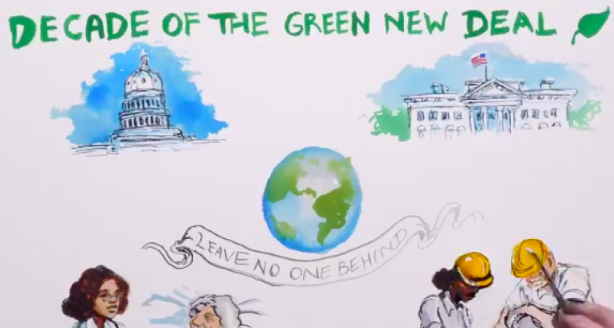 Is This the Beginning of the Green New Deal Era? The Climate Security Era?  Or Both?