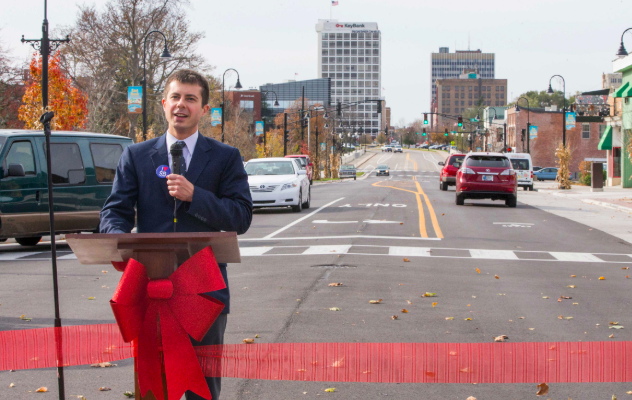 Mayor Pete Buttigieg's South Bend Sewer Fixes Made Cheaper by IOT