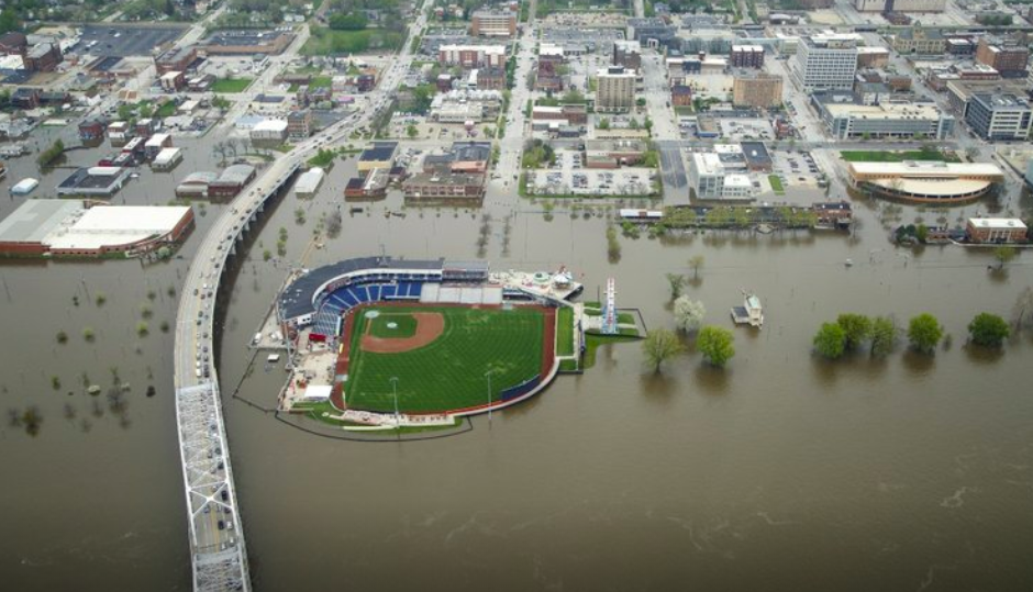 Mississippi River: Great Flood of 2019