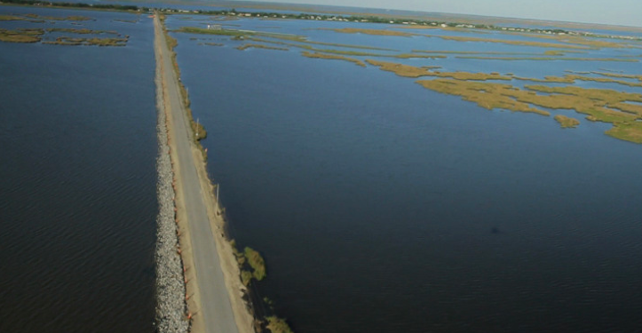 Louisiana Planning To Adapt to Sea Level Rise