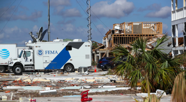2.3 Million Unanswered Calls To FEMA