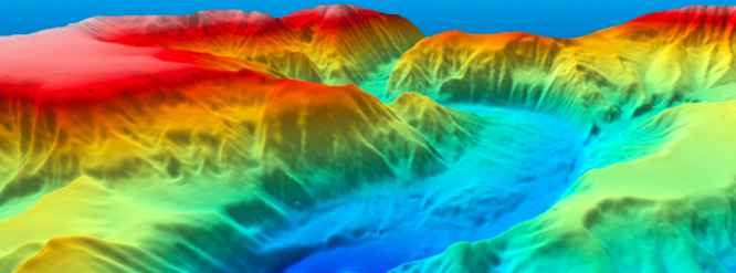Mapping of Ocean Floor Accelerates