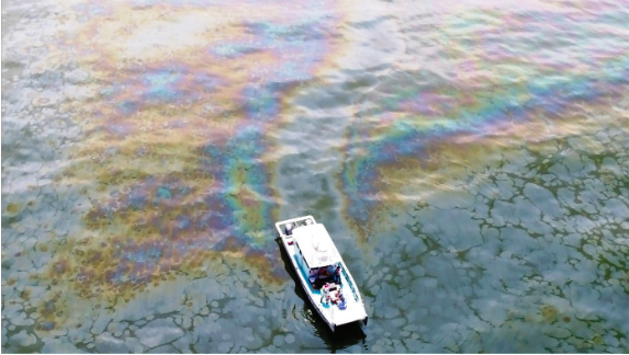 Taylor Energy's 15-Year Oil Spill — No End Or Action in Sight