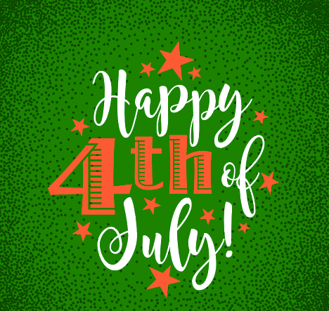Greening Your Fourth