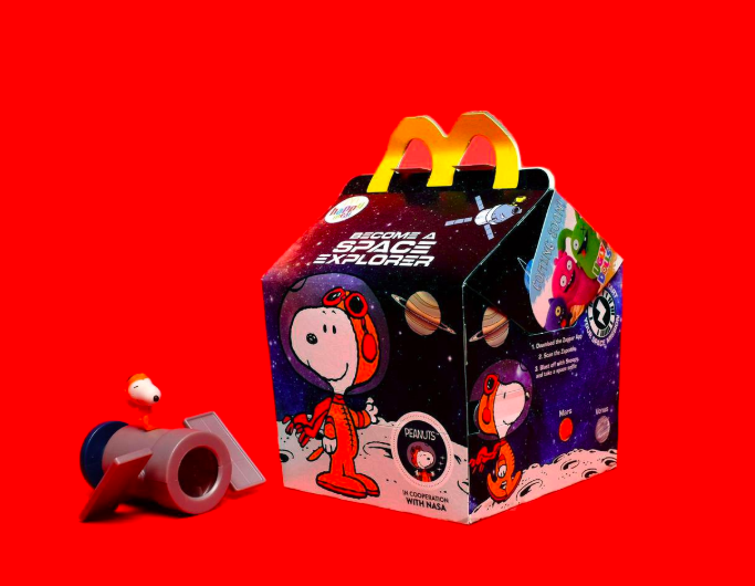 One Happy Meal Thing: McDonald's Plastic Toys Causing a Stir In Britain
