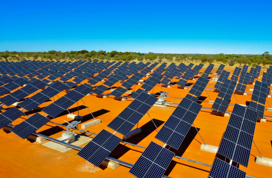 Largest Solar Project In the World Planned For Australian Outback
