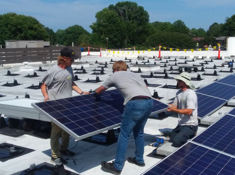 Catholic Energies Helps Diocese Go Solar