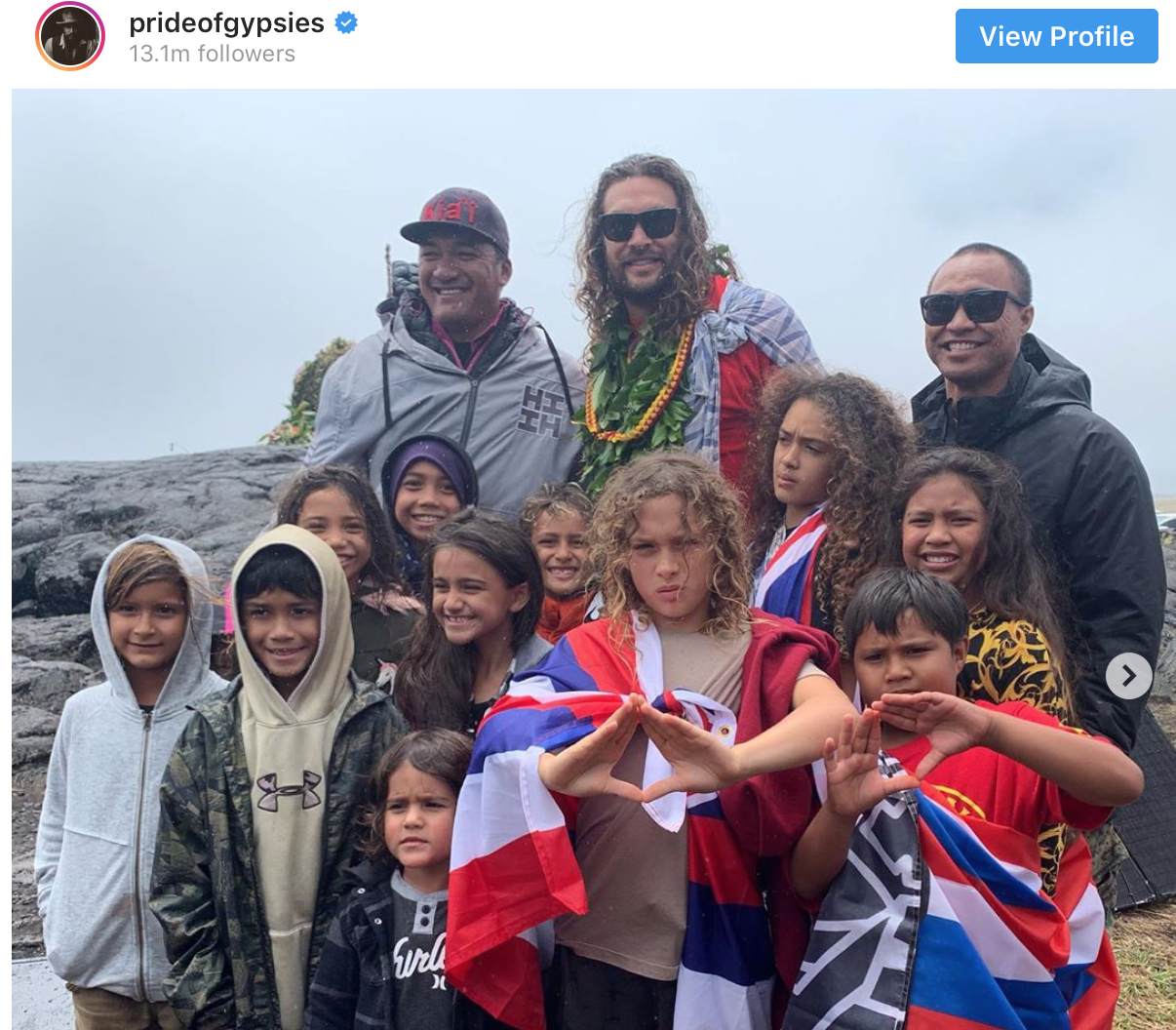 One Cool Thing: Aquaman Stands Up for Indigenous Rights in HI