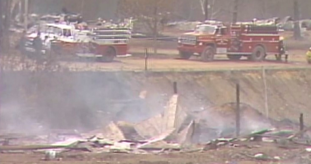 Deadly Gas Pipeline Explosion Rocks Kentucky