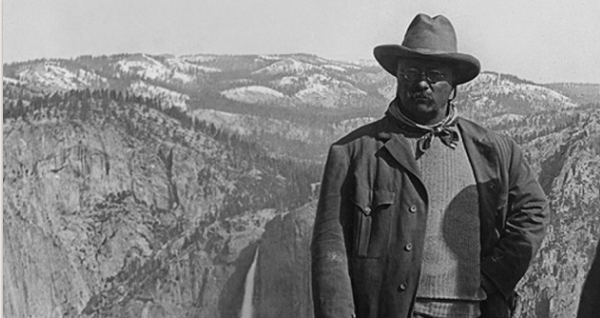 Theodore Roosevelt and the Cowboy Conservationist