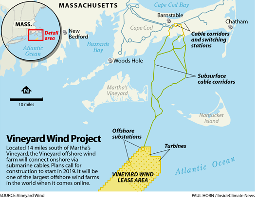 Trump Administration Delays Offshore Wind Farm To Do More Environmental Reviews