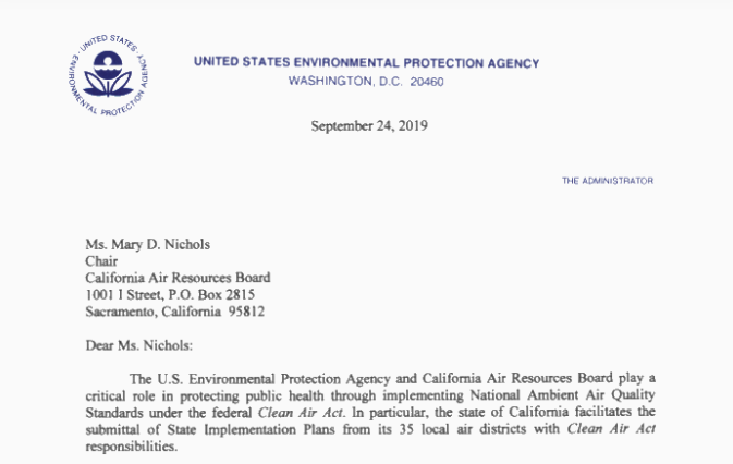 Trump Administration To Take Away Transportation Funding for CA Due to Its Dirty Air
