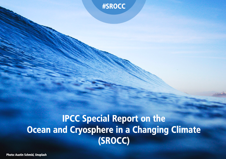 UN IPCC Issues Important Report on Climate Change's Impacts on Oceans and Ice