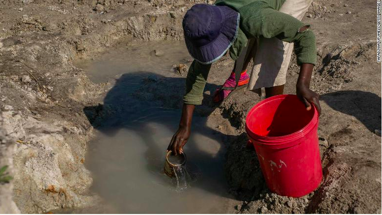 Water Crisis Deepens in Zimbabwe – 2 Million People's Supply Cut Off