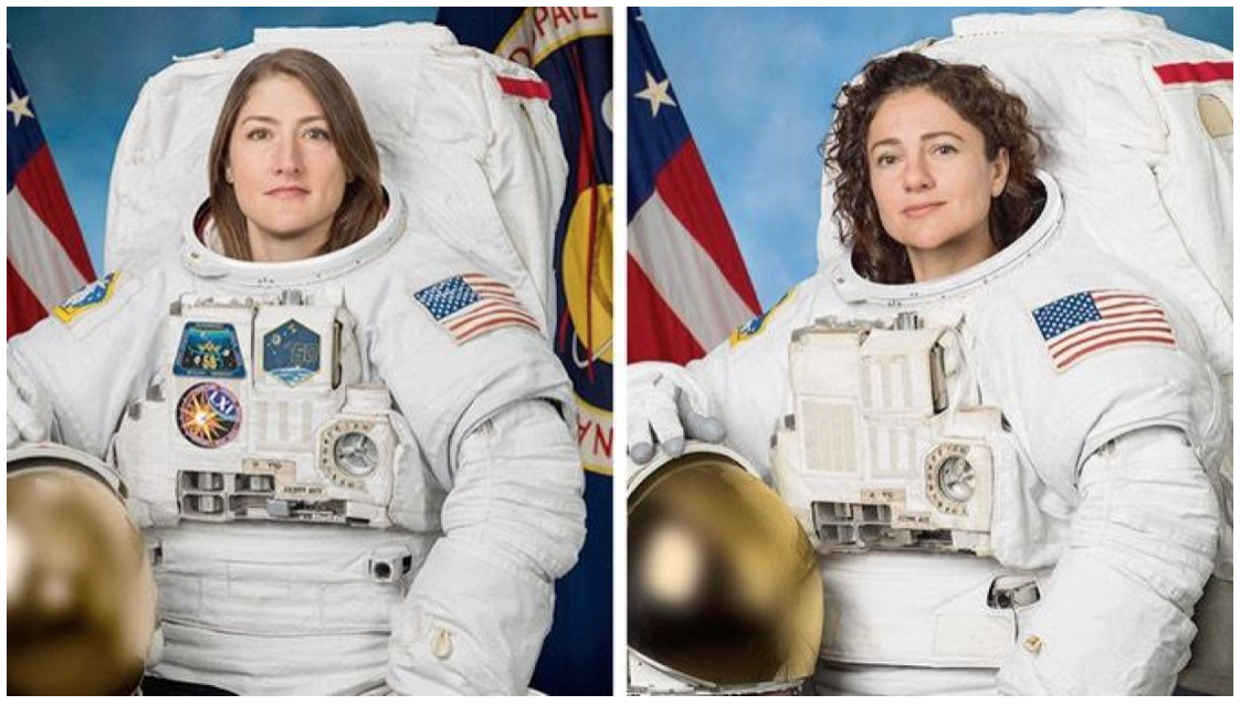 First All-Female Spacewalk FINALLY Happening (this morning!)