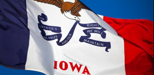 In Iowa, Climate Change Is Shaping the Presidential Race — Other Early Primary States Too