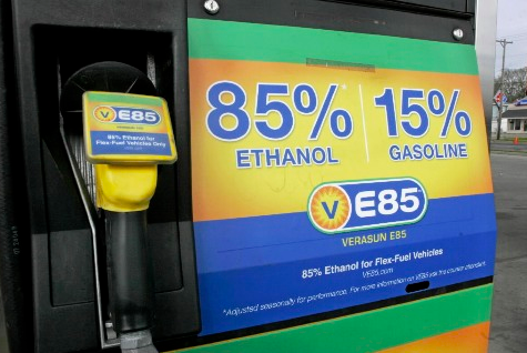 Corn Producers Get A Boost From Trump Proposal to Increase Ethanol Production