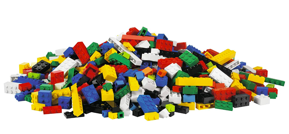 One Cool Thing: Donate Old Lego Pieces Instead of Tossing Them