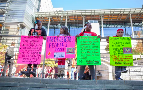 Columbus Day Increasingly Replaced by Indigenous Peoples Day