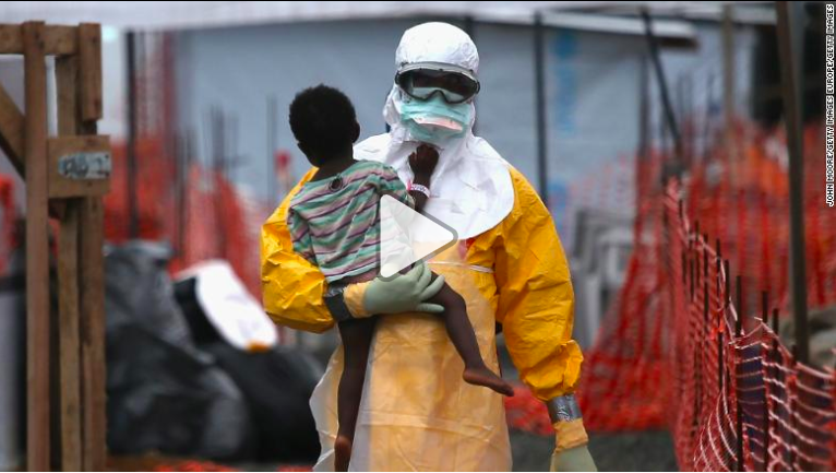 Climate Change Greatly Increases The Risk That Ebola Will Spread
