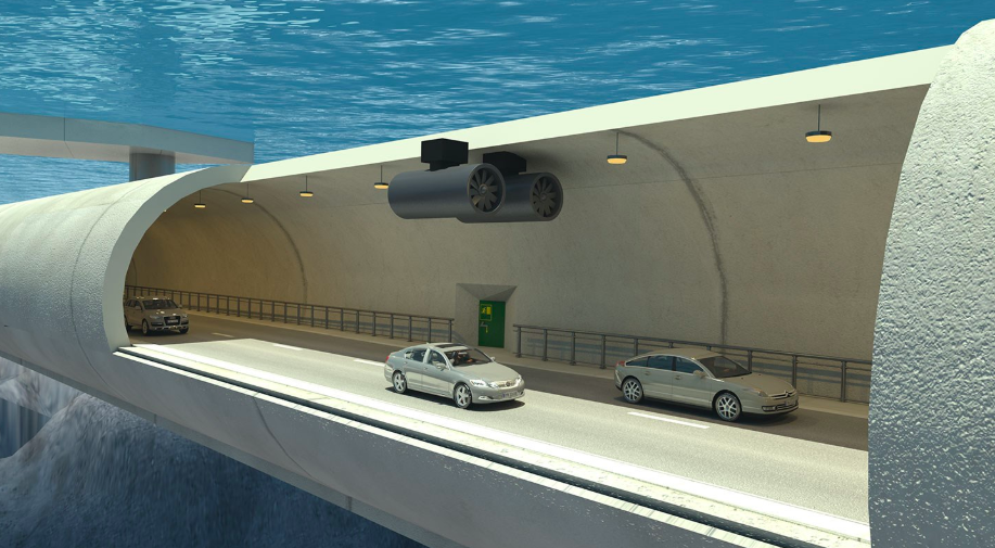 Can Norway Build the First Floating Tunnel In the World?