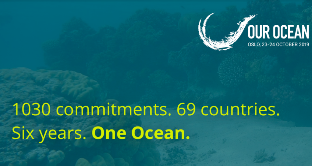 Sixth Our Ocean Conference Builds on Prior Cooperation to Forge New Partnerships