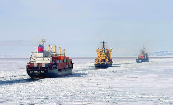 Corporations Pledge No Arctic Shipping, As New Islands Emerge in Melting Russian Arctic