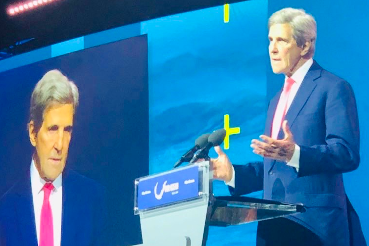 Interview of the Week: Former Secretary of State John Kerry on the State of Our Ocean