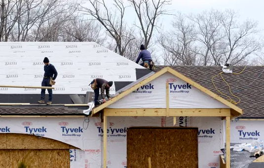 Home Builders Blocked Regulations That Would Have Made Houses More Climate Ready