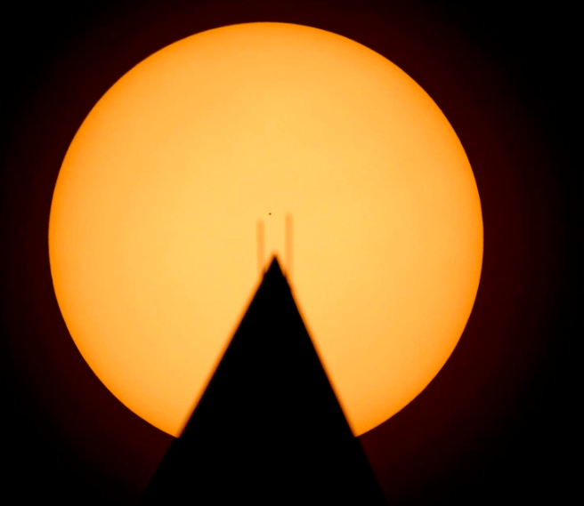 One Cool Thing: Mercury Transiting the Sun in 4K