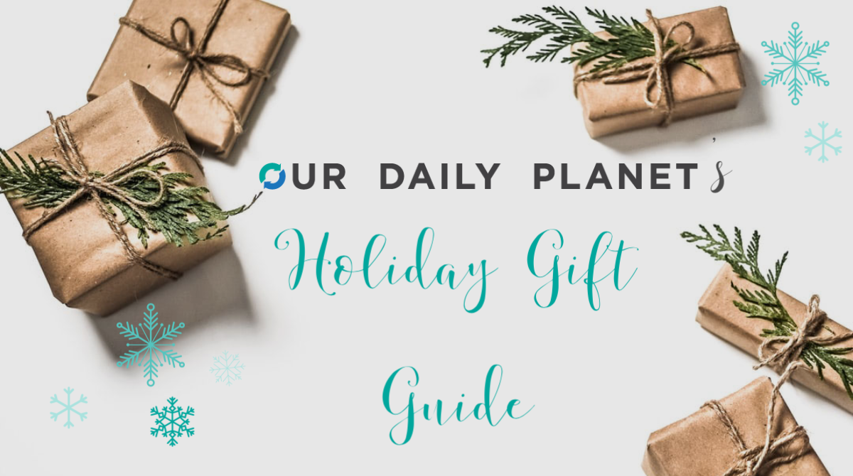 Green Holiday Gift Guide 2019