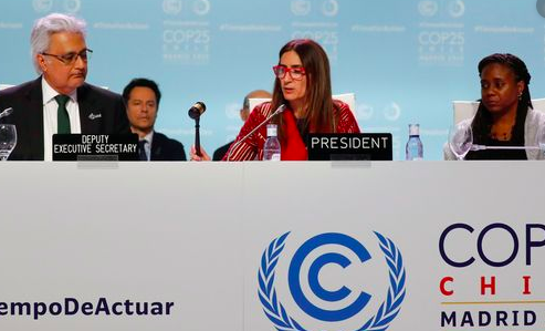 UN Climate Meeting Ends In Frustration, With No Deal