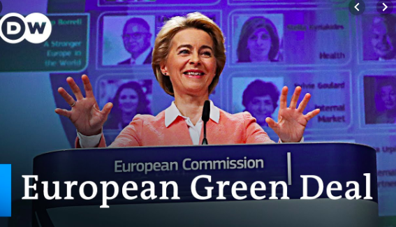 "The European Union Moving Forward on a ""Green Deal"""