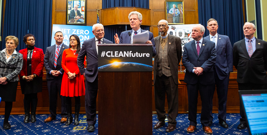 The Latest Climate Plan: House Dems Unveil an Outline of CLEAN Future Legislation