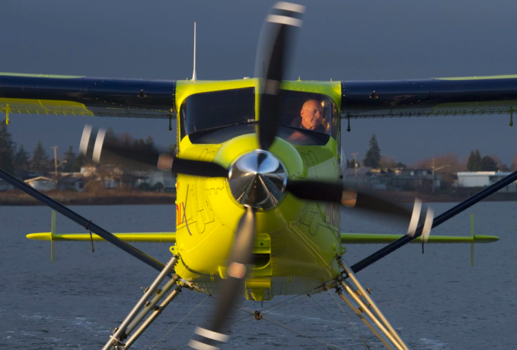 One Cool Thing: The First Electric Plane Flight