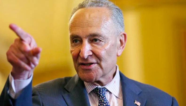 Senate Minority Leader Chuck Schumer Voted Against USMCA On Climate Grounds