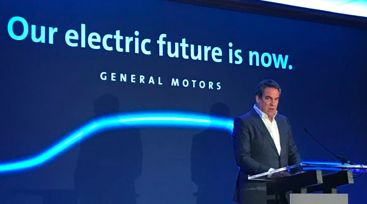 General Motors Announces Huge Investment In EV Plant in Michigan